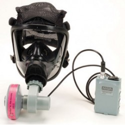 MSA - 10095182 - MSA OptimAir TL Powered Air Purifying Respirator Assembly, ( Each )