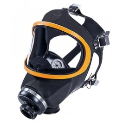MSA - 471230 - MSA Large Comfo Classic Series Full Mask Air Purifying Respirator