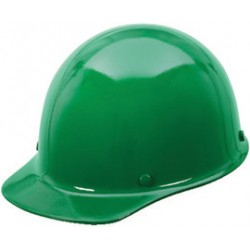 MSA - 475399 - Green Skullgard Cap W/fa
