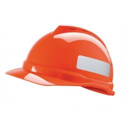 MSA - 638463 - MSA Silver Retro Reflective Stripe For Use With V-Gard Caps And Full Brim Hats, ( Each )