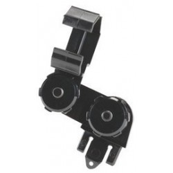 MSA - 812515 - MSA Black Plastic Left Helmet Bracket Assembly For Use With Welding Helmet