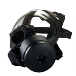 MSA - 813861 - MSA Large Advantage 1000 Series Full Face Gas Mask