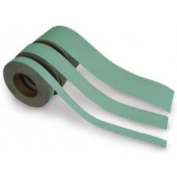 National Marker - GAGT39-EA - NMC 6 X 24 Green/White GloBrite Traction Tape, ( Each )
