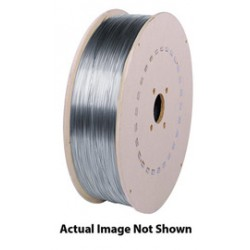 National Standard - 1011031-SO - .035 ER308LSi Satin Glide Stainless Steel MIG Wire 45 lb Spool, ( Spool of 45 US pounds )
