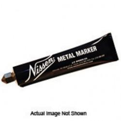 "Nissen - 00223 - Nissen Brown Ball Point Metal Paint Marker With 3/16"" Wide Point"