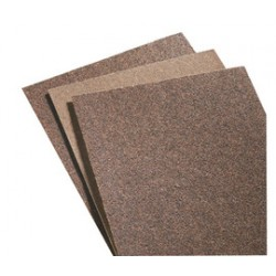 Norton - 07660700156-PK - Norton 9 X 11 220 Grit Adalox Aluminum Oxide Paper Sheet, ( Pack of 100 )