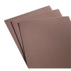 "Norton - 07660701308 - Norton 11"" X 9"" K622 Emery Fine Grade Cloth Sheet (50 Per Pack)"