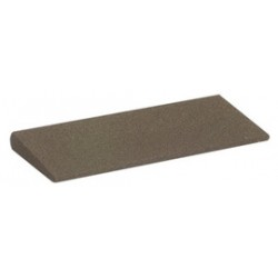 "Norton - 61463687185 - Norton 4 1/2"" X 1 3/4"" X 1/2"" X 3/16"" Coarse Grit India CS44 Aluminum Oxide Round Edge Abrasive Slip Sharpening Stone"