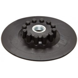 "Norton - 63642543250 - Norton 7"" Rubber Speed-Lok Soft Density Air Cooled Backing Pad (For Use With Avos Fiber Discs)"