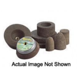 Norton - 66243528831 - 3x1/4x3/8 Type 01 Straight Wheel 57a24-tbra