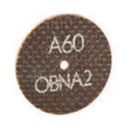 "Norton - 66243529622 - 4""x.035""x1/2"" A60obna2 Grinding Wheel"