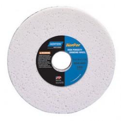 "Norton - 66252838497 - Norton 6"" X 4 1/2"" X 2"" X 1 1/4"" 60 Grit Medium 38A60-KVBE Aluminum Oxide 38A Type 11 Flaring Cup Vitrified Wheel"