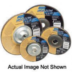 Norton - 66253049066 - Norton Abrasives 66253049066 NorZon Plus Type 27 Depressed C...
