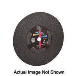 "Norton - 66253410184 - Norton 16"" X 5/32"" X 1"" C016532GLL Aluminum Oxide GEMINI LONGLIFE Flat And Reinforced Type 1 Cut Off Wheel For Use With Chop Saw On Steel, Stainless Steel And Masonry"
