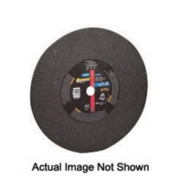 Norton - 66253410185 - 18x5/32x1 Gemini Free Cut Type 1 Cutoff Wheel