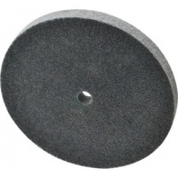 "Norton - 66261058779 - Norton 6"" X 1/2"" X 1/2"" 100 - 150 Grit Medium Grade Silicon Carbide Bear-Tex Rapid Blend General Duty Non-Woven Unified Wheel"