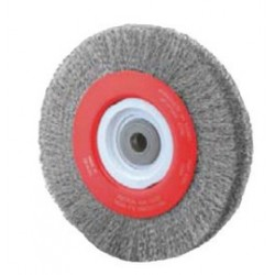 "Norton - 69936653306 - Wire Wheel- Crimped 6""x1/2""x 1/2""x.014"