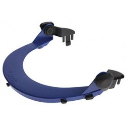 Paulson - CB2S - Paulson Model CB2-S Blue Polyethylene Hard Hat Attachment, ( Each )