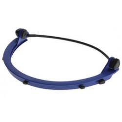 Paulson - HB2HD - Paulson Model HB2-HD Blue Nylon Hard Hat Attachment, ( Each )