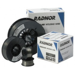 Radnor Welding - S285819-R62-CX - 1/16 E71T-1C H8/E71T-1M H8 Radnor McKay Speed-Alloy 71A Gas Shielded Flux Core Carbon Steel Tubular Wire 60# Coil, ( Coil of 60 US pounds )