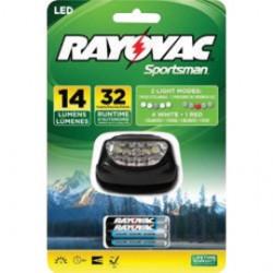 Rayovac - SE5LEDHLT-BA - Dwos Sportsman Xtreme 5 Led Headlight