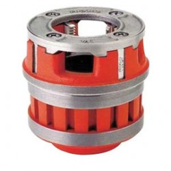 RIDGID - 37475 - Ridgid 12-R 3/8' NPT High Speed Steel Right Hand Die Head (For OO-R, 12-R, 11-R And OO-RB Hand Threader) (Complete), ( Each )
