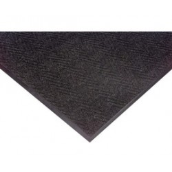 Superior Mfg - 131S0035CH - Superior Manufacturing Notrax 3' X 5' Charcoal 3/8 Thick Decalon Dante Entrance Mat, ( Each )