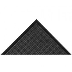Superior Mfg - 166S0034CH - Superior Manufacturing Notrax 3' X 4' Charcoal 3/8 Thick Tufted Polypropylene Guzzler Series 166 Entrance Mat With Beveled Edges, ( Each )