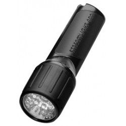 Streamlight - 68302 - Streamlight Black ProPolymer Flashlight With White LED And Alkaline Batteries (4 AA Alkaline Batteries Included)