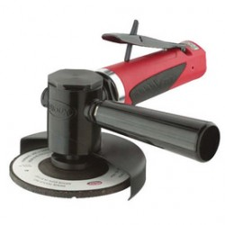 Sioux Tools - SWG10S1245 - Sioux 8.3' 1 hp Side Exhaust Right Angle Air Grinder With 5/8' - 11 Thread Spindle And Type 27 Wheel, ( Each )
