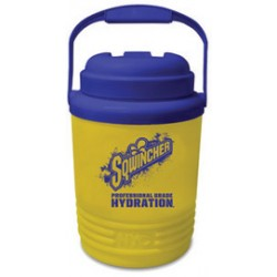 Sqwincher - 400101-EA - Sqwincher 1 Gallon Yellow And Blue Cooler, ( Each )