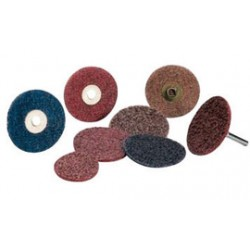 3M - 66000044785-BX - Standard Abrasives 1 1/2 60 Grit Coarse Aluminum Oxide Surface Conditioning Disc, ( Box of 50 )