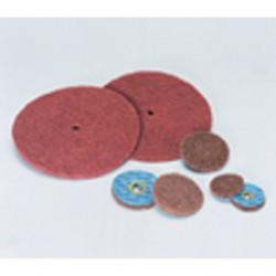 3M - 66000036351-CA - Standard Abrasives 7 X 1/2 Medium Aluminum Oxide Buff And Blend Disc, ( Case of 10 )