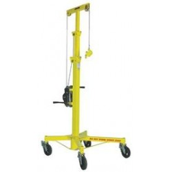 "Sumner - 780301 - Sumner R-150 Roust-A-Bout Pipe Jack With 15' Top Height And 40"" X 40"" Base"