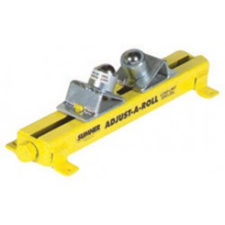 Sumner - 780361 - Sumner ST-502 Adjust-A-Rolls 24' Table Pipe Stand With Ball Transfer Heads, ( Each )