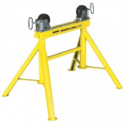 Sumner - 780371 - Sumner ST-702 Adjust-A-Rolls 24' Low Jack Pipe Stand With Ball Transfer Heads, ( Each )