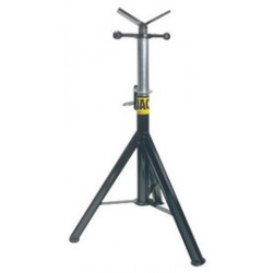 Sumner - 780477 - Sumner ST-877 Pro-Jack 28' - 49' High Jack Pipe Stand With Rubber Wheels, ( Each )