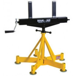 """Sumner - 781485 - Sumner Manufacturing Company 27.8"""" X 29.6"""" Basic Beam Jax With Casters"""