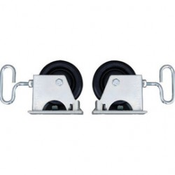 Sumner - 783154 - Sumner Manufacturing Company Quick Change Roller Housing With Ball Transfer Head (For Use With Pro Roll And Adjust-A-Rolls Pipe Stand), ( Pair )