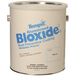 Tempil - 024100-CA - Tempil 1 Gallon Can Aluminized Silver Bloxide Primer, ( Case of 4 )