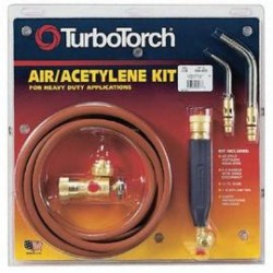 Victor - 0386-0335 - Victor TurboTorch Extreme X-3B Acetylene Air/Fuel B Torch Kit, CGA-520 (Includes Regulator, Rear Valve Handle, Hose, (2) Tip And Instruction Manual), ( Each )