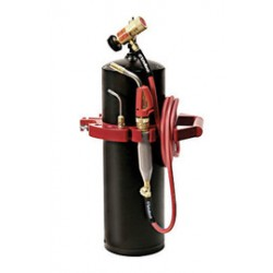 Victor - 0386-0574 - Victor TurboTorch Acetylene Swirl Air/Fuel Torch Kit (Includes Regulator, Hose, Tip, Extreme Tip, Ergonomic Handle With Quick Disconnect And Tank Tote), ( Each )