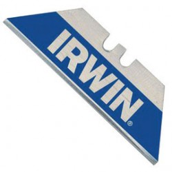 IRWIN Industrial Tool - 2084400-CA - IRWIN 2 3/8 X 3/4 X .025 Vise-Grip Bi-Metal Utility Blade With Dispenser, ( Case of 5 )