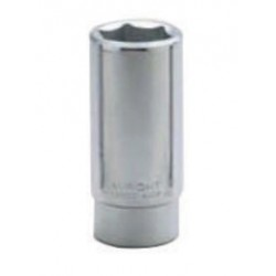 "Wright Tool - 6548 - 1-1/2"" Forged Steel Socket with 3/4"" Drive Size and Chrome Finish"
