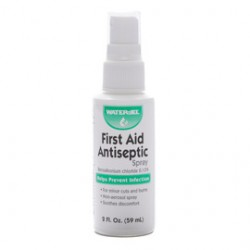 Water-Jel - AS2-24-EA - Water-Jel Technologies 2 Ounce First Aid Antiseptic Spray, ( Each )