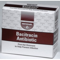 Water-Jel - WJBA1800-CA - Water-Jel Technologies 1/32 Ounce Antibiotic Ointment, ( Case of 72 )