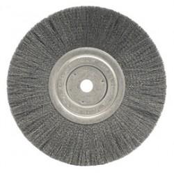 Weiler - 01795 - Tln8ss Wire Wheel Crmpd2/min