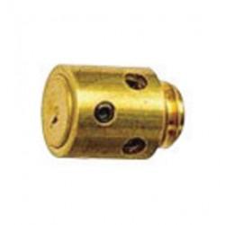 WeldCraft - 125C40-90 - Weldcraft 0.0400 Non-Gas Lens 90 Chuck For 125 Amp Water Cooled W-125 Micro Torch, ( Each )