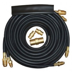 WeldCraft - EK-1-25 - Weldcraft 25' Vinyl Water Cooled Extension Kit For WP-18, WP-20, WP-22, WP-24W, WP-25 And WP-310 Torch, ( Each )