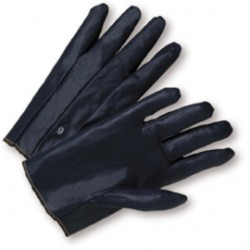 West Chester - 105/M-DZ - West Chester Medium Nitrile Work Gloves With Interlock Liner And Slip On Cuff, ( Dozen of 12 )